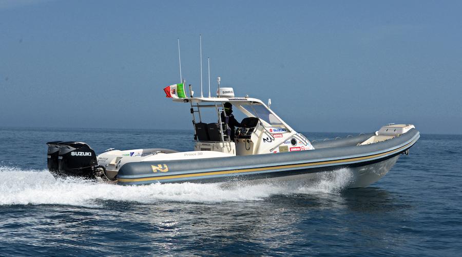 barche gommone NUOVA JOLLY Prince 38 cc