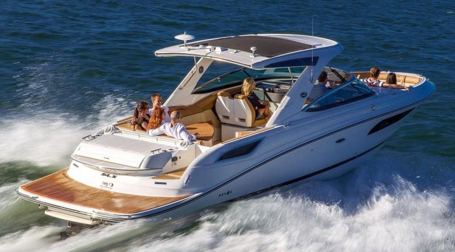 Searay SLX-350