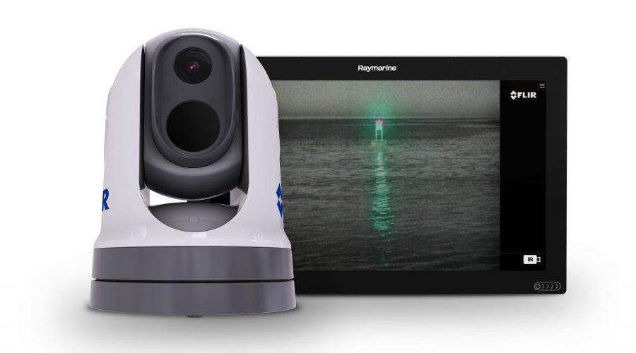 RAYMARINE – M364C MARINE THERMAL CAMERA SYSTEM