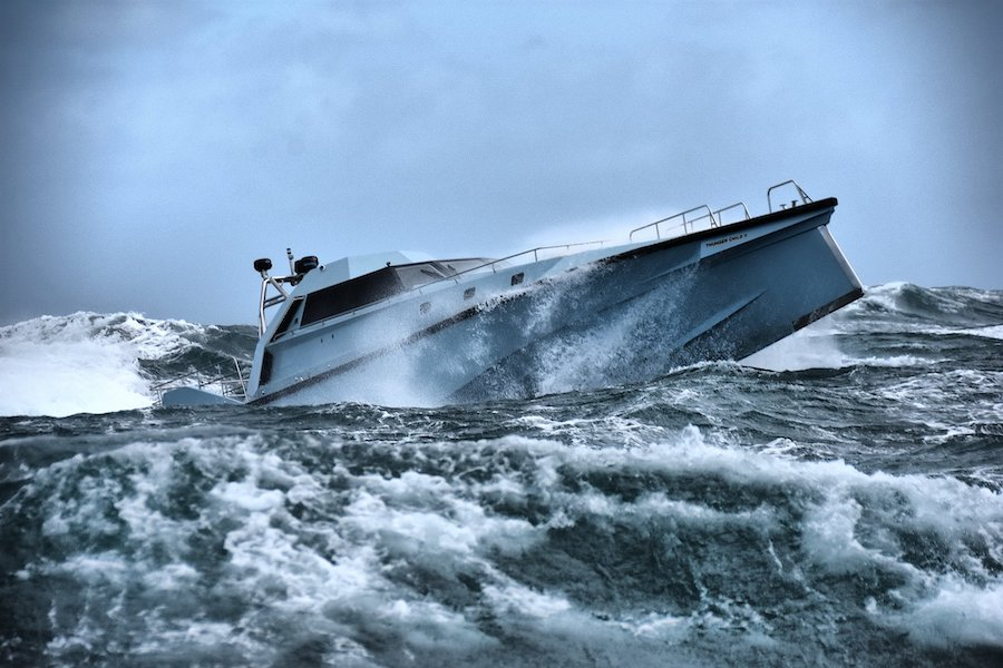 come usare i flap della barca