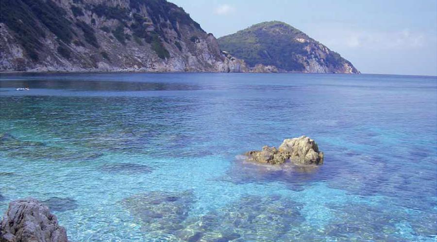 Elba panorama