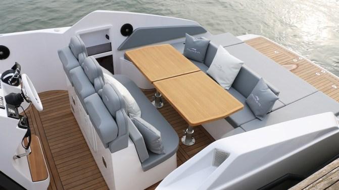 Aurea Yachts 30