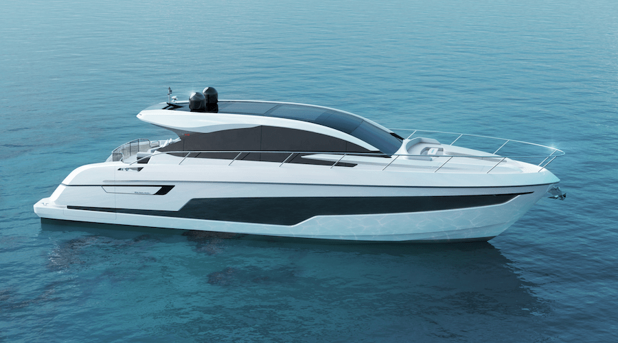 fairline targa 58