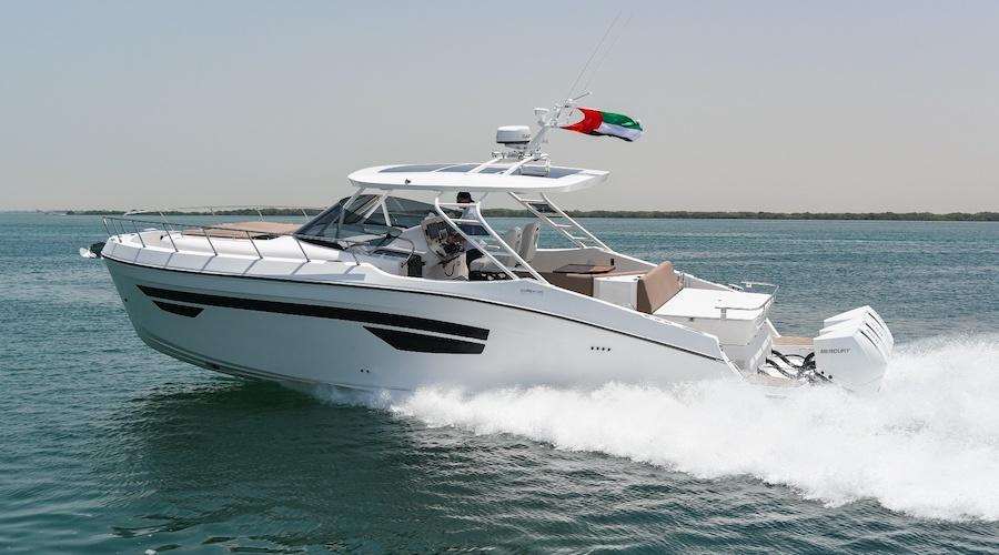 Oryx 379 Gulf Craft