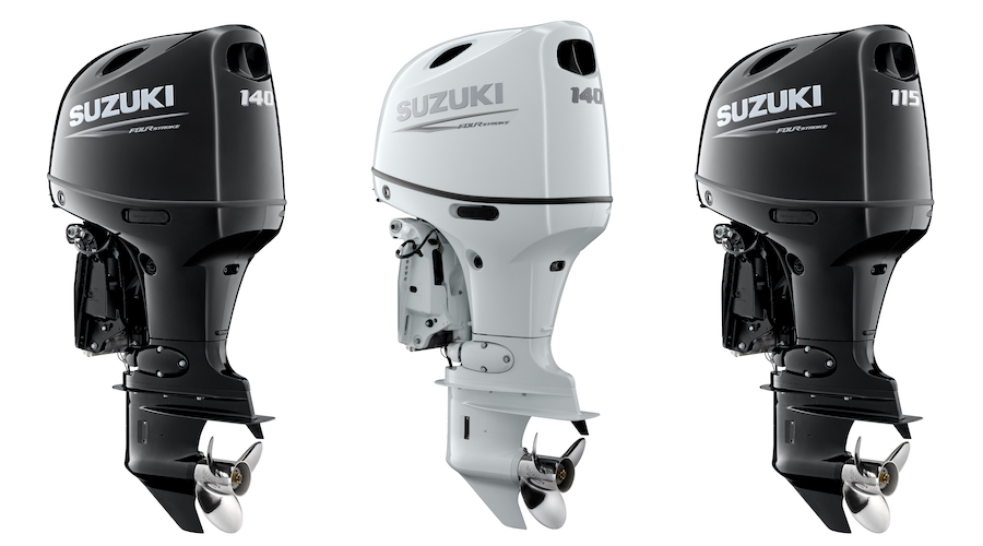 fuoribordo Suzuki DF115BG DF140BG