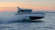 Axopar 28 Cabin, la versione 2021 della barca cabinata di 8.7 metri