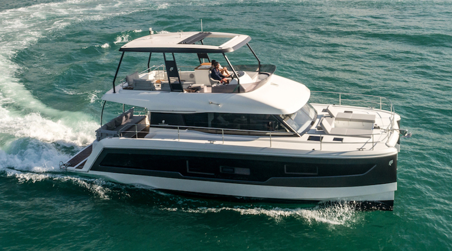 fountaine pajot race nautica