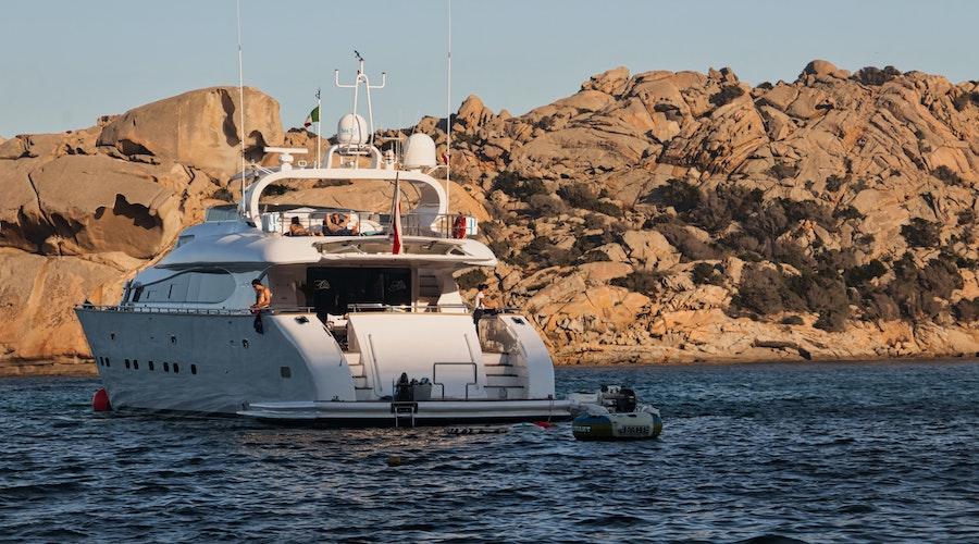 laurea per comandanti yacht