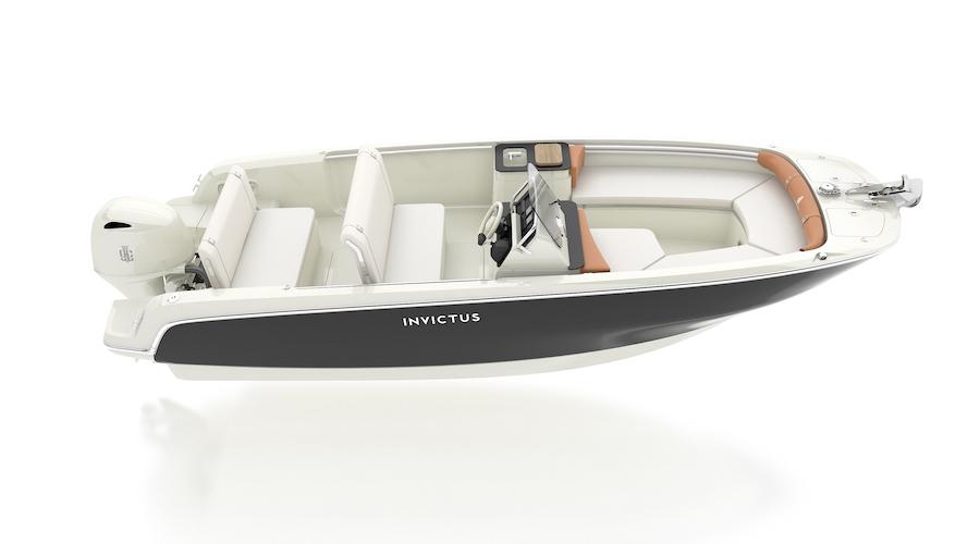 Invictus Capoforte SX200 - Design