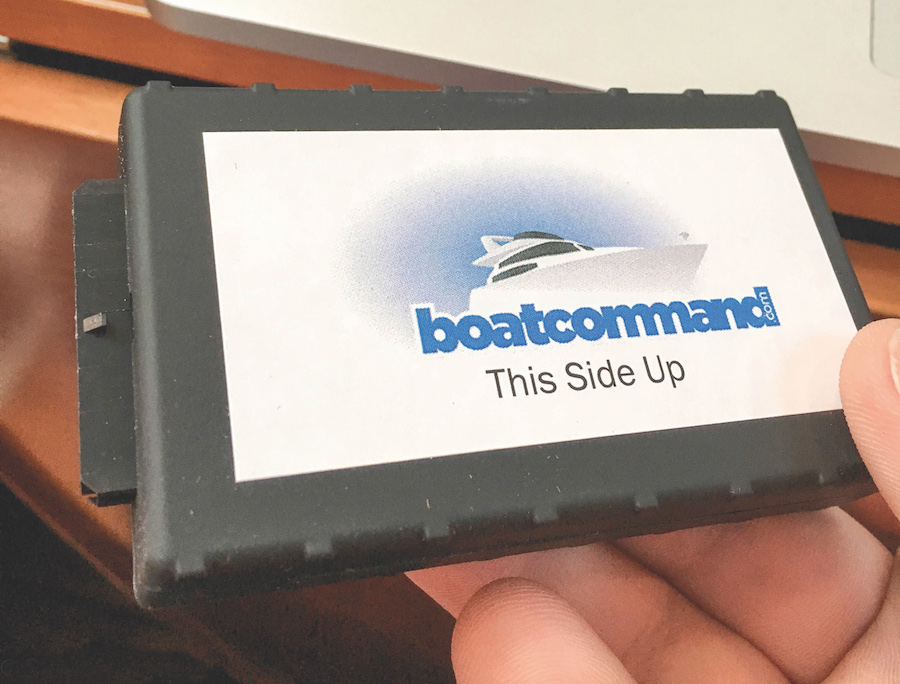 Boat Command