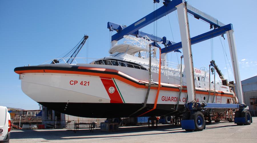 CP420 Natale De Grazia