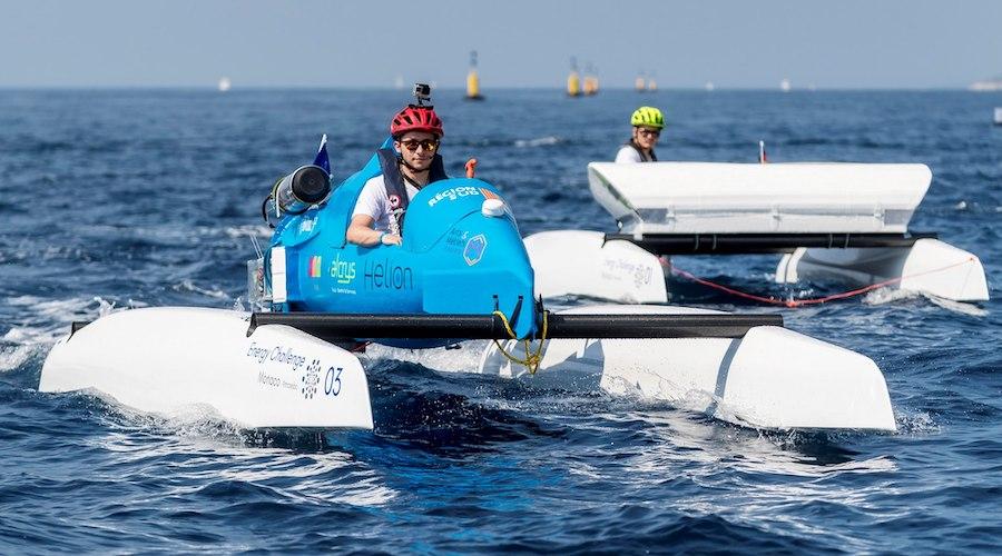 Monaco Energy Boat Challenge 2021