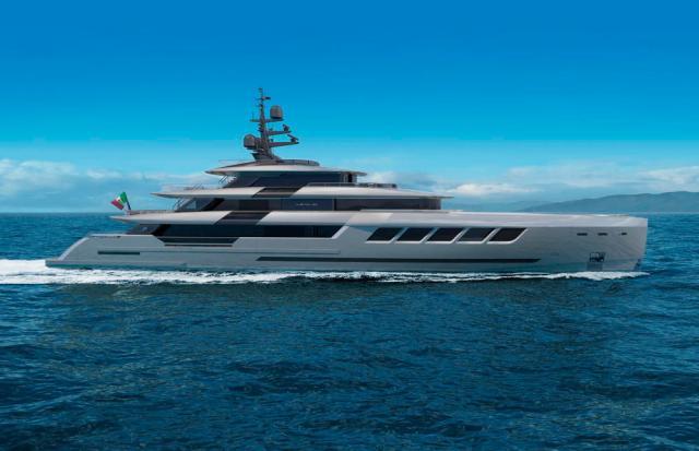 ISA Yachts, nasce la nuova linea Ayrton