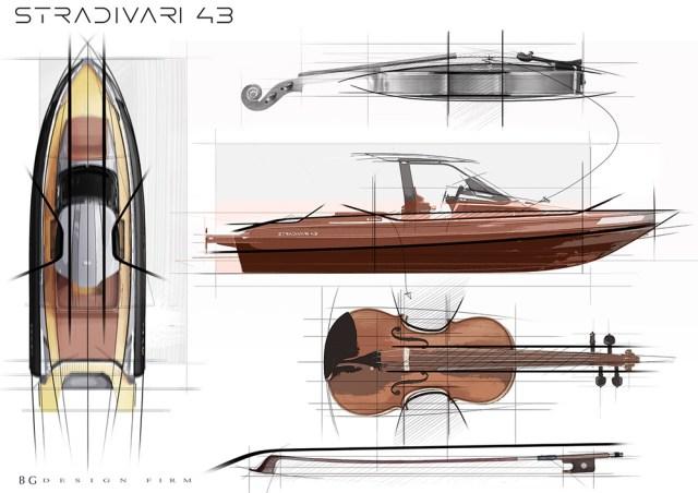 Stradivari 43 Cantieri Capelli