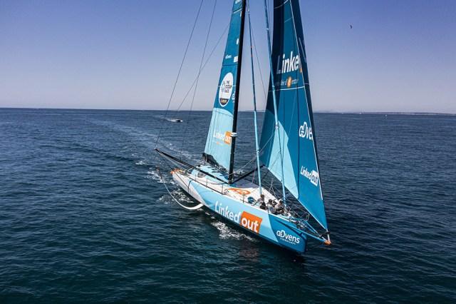 The Ocean Race Europe LinkedOut Team