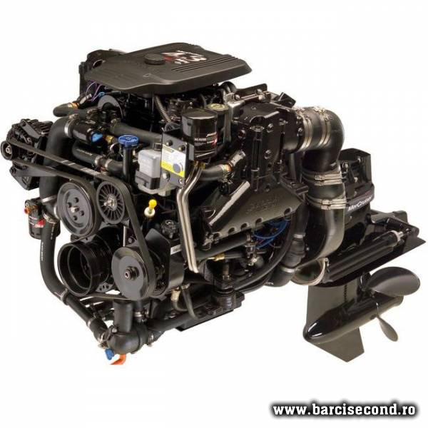 Motor MerCruiser Alpha One 43L MPi 220 CP BarciSecond