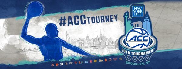 2018 ACC Men's Basketball Tournament | Barclays Center