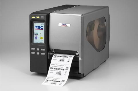 TSC TTP-2410MT Barcode Printer
