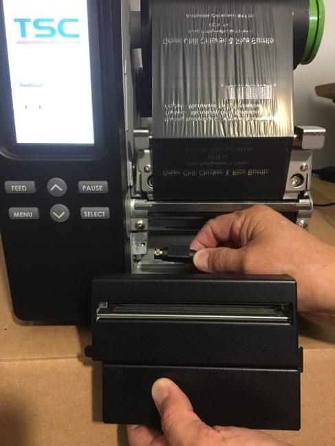TSC Cutter-Barcode Southwest