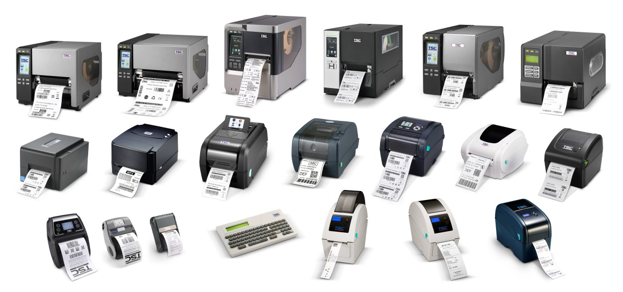 types of label printers-Barcode Southwest