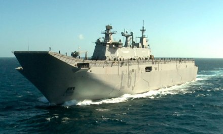 Barcos de guerra españoles