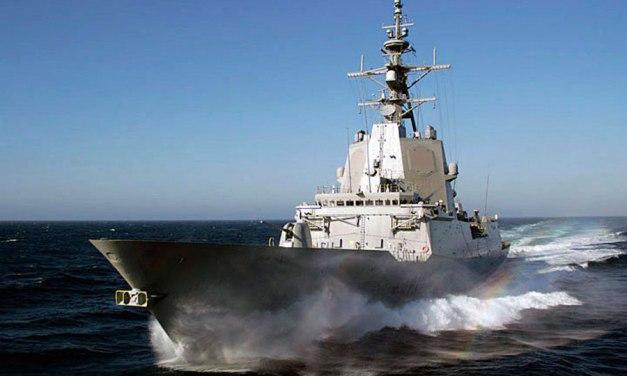 Fragatas F-100, la joya de la armada española