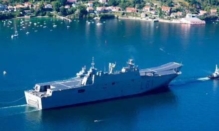 Portaaviones español Juan Carlos I (L-61)