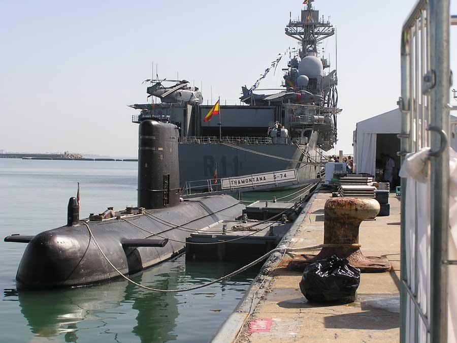 Submarinos españoles
