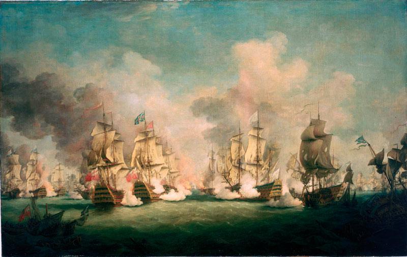 Batalla de Barfleur