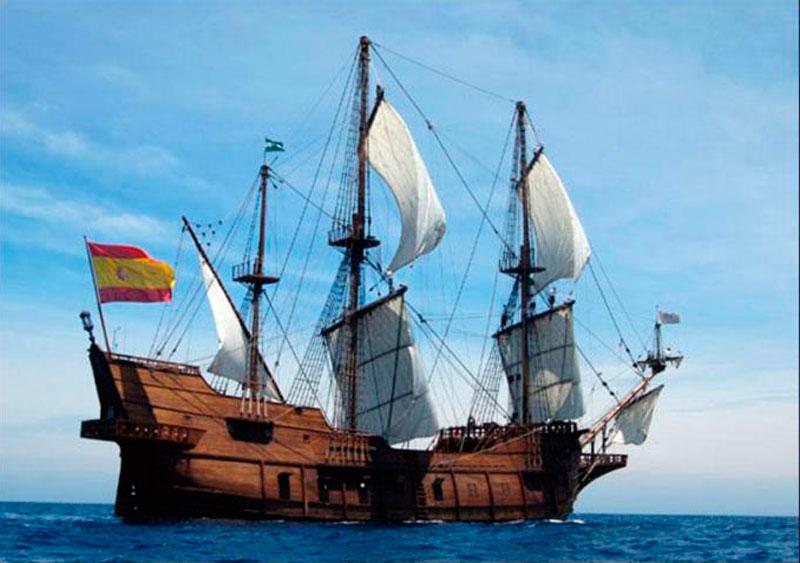 Los galeones de la edad moderna barcos de guerra - Todo sobre barcos ...