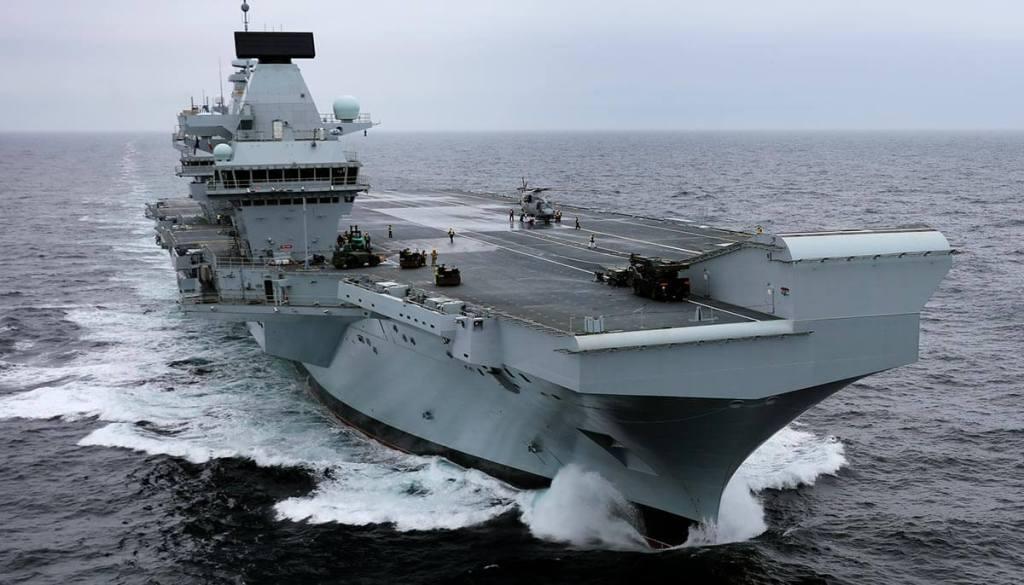 Portaaviones de la Royal Navy
