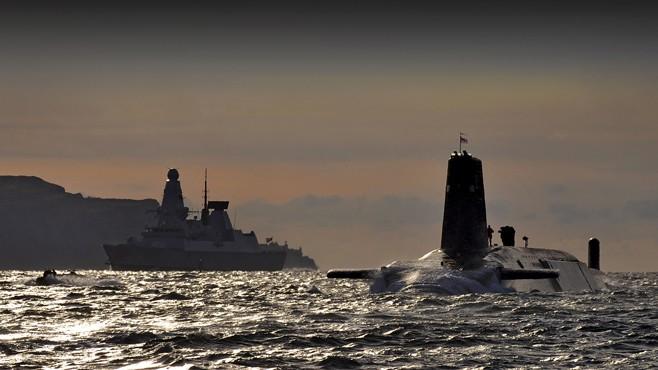 Submarinos de la Royal Navy