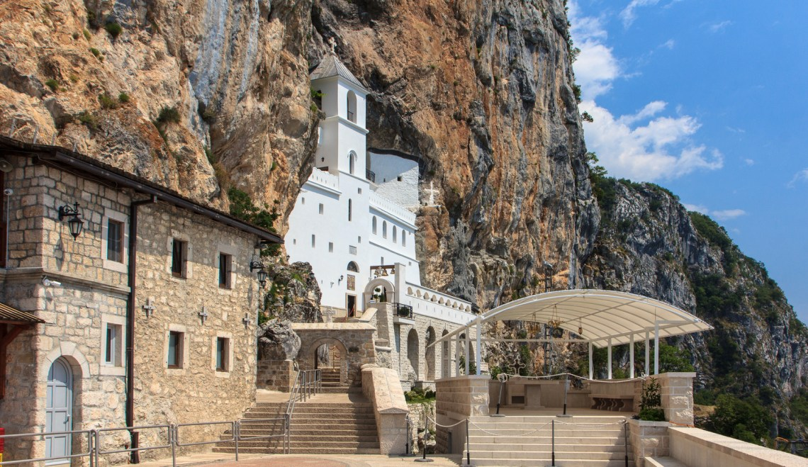 Must See Detail | Ostrog Monastery | Bar