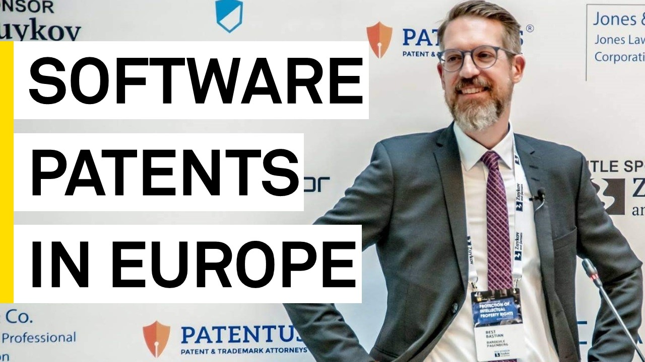 How the EPO examines software patents