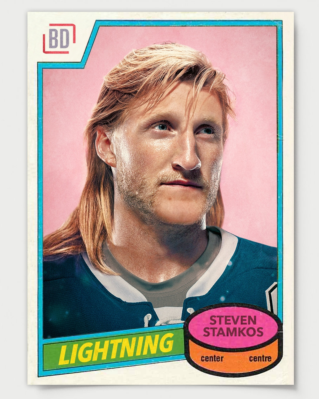 Part 2 Of NHL Superstars With Vintage Haircuts Is Here And