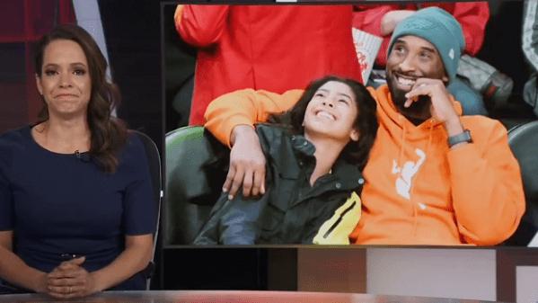 Elle Duncan capturing Kobe's love of being a 'girl dad ...