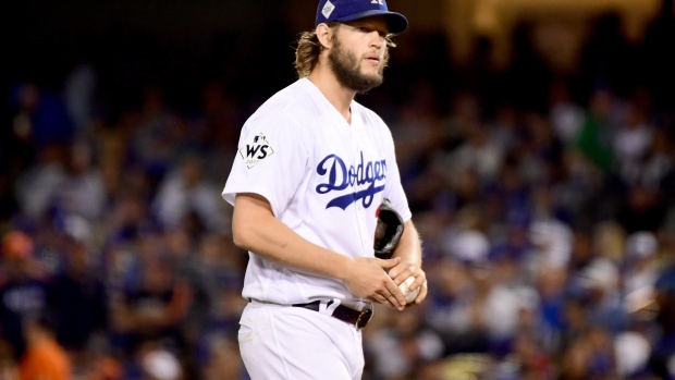 Image result for clayton kershaw ws