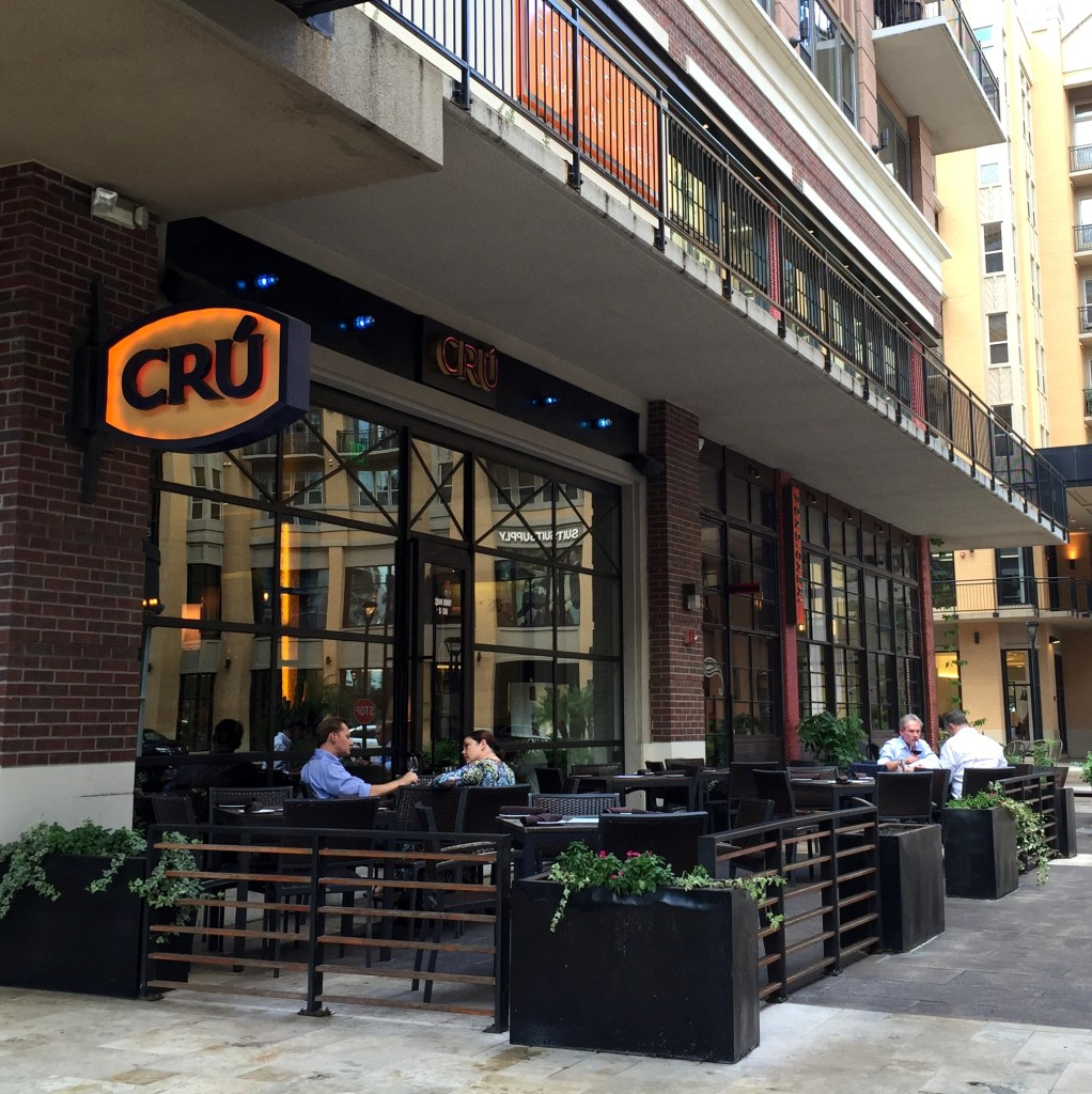 Review: CRU, West Ave, Houston, TX