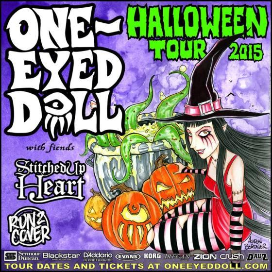 OED Halloween Tour