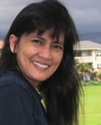 photo of liza pierce, blogger at A Maui Blog