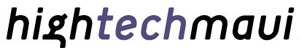 high tech maui logo