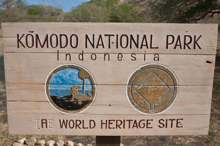 Komodo National Park Fees 2017