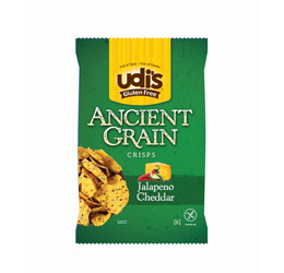 Udis Gluten free Ancient Grain Crisps