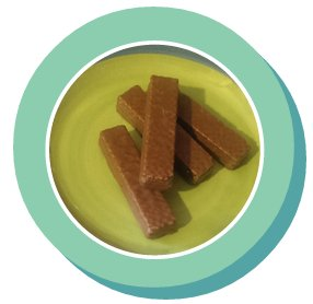Udi's Gluten free Chocolate Wafers