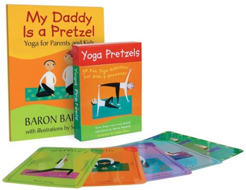Free Barefoot Books Kids' Yoga Kit