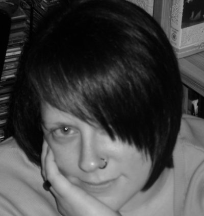When I was a teacher, with a nose ring.