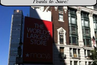 Macy's Rewards Program: Earn and Save!