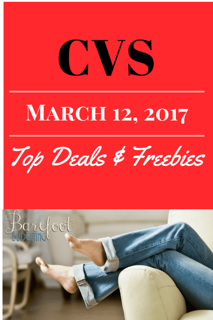 cvs matchups freebies and money makers march 12,2017