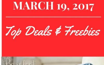 CVS Top Deals, Freebies & Money Makers ~ wk: March 19, 2017