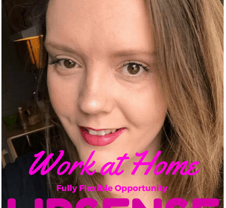 10 Reasons to Work from Home as a Lipsense Distibutor (SeneGence)